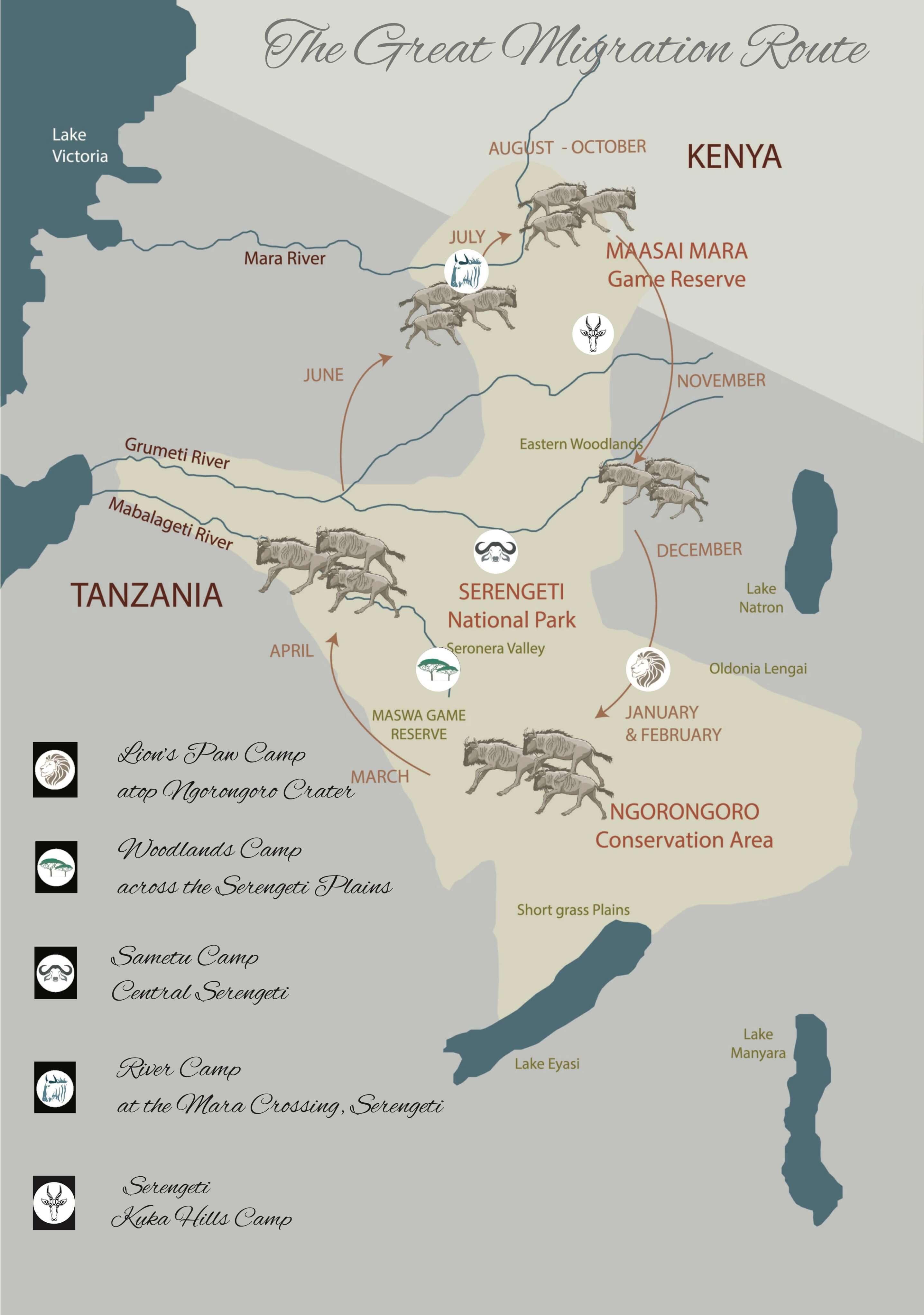 karibu-camps-map